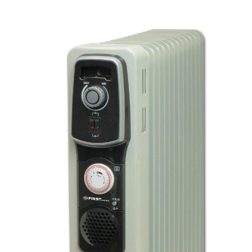 2730 watt lradiator mit 13 rippen zeitschaltuhr und mini. Black Bedroom Furniture Sets. Home Design Ideas