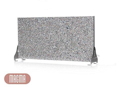 infrarotheizung marmorheizung elektroheizung standheizkrper magmaheizung 400 watt 04gb610s ohne. Black Bedroom Furniture Sets. Home Design Ideas