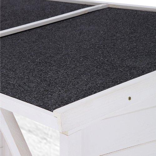 kaminholzregal brennholzregal kaminholzunterstand mit. Black Bedroom Furniture Sets. Home Design Ideas