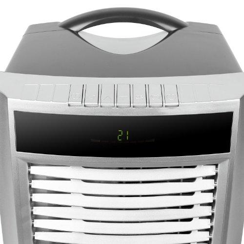 klarstein pure blizzard 5 2 in 1 mobile klimaanlage klimagert mit heizung ventilator. Black Bedroom Furniture Sets. Home Design Ideas