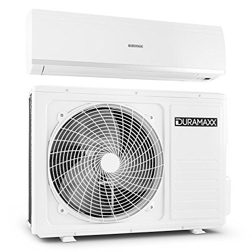 duramaxx maxxcool 12000 inverter klimaanlage split klimager t zum k hlen und heizen eek a. Black Bedroom Furniture Sets. Home Design Ideas
