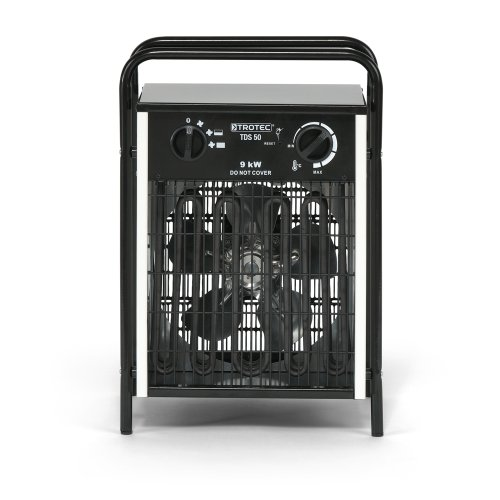 trotec elektroheizer tds 50 mit 9 kw 0 0. Black Bedroom Furniture Sets. Home Design Ideas