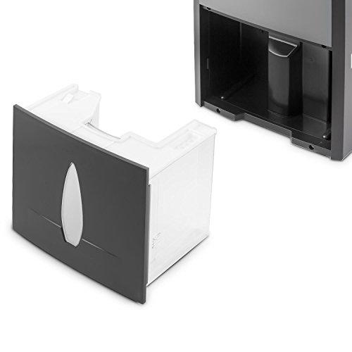 klarstein 10028186 dehumidifier luftentfeuchter schwarz grau 5 32 c. Black Bedroom Furniture Sets. Home Design Ideas