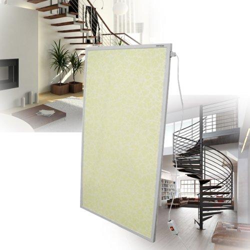 mauk infrarot bild wandheizung marmor 300 w wei 1640. Black Bedroom Furniture Sets. Home Design Ideas