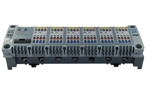 Modulanschlussleiste Alpha-Basis 230 Volt